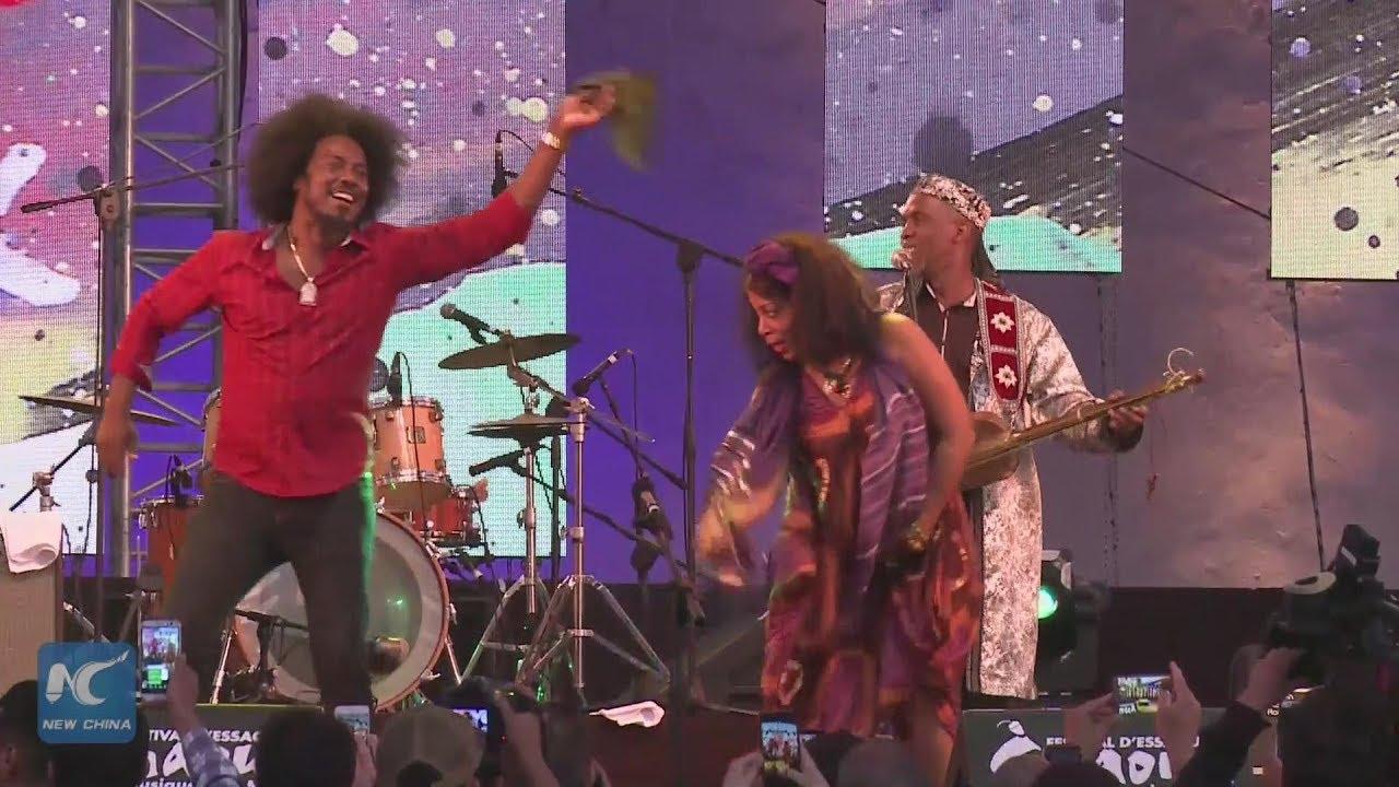 2019 Gnaoua World Music Festival held in Morocco
