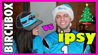 BIRCHBOX VS IPSY {Diciembre 2015} CON AARON! thumbnail