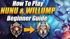 ULTIMATE Beginner Guide to Nunu and Willump Season 10 | Build, Runes, First Clear and More