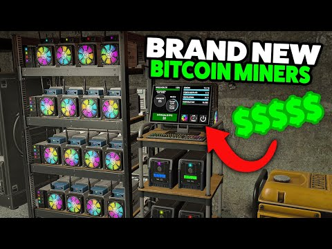 BRAND NEW BITCOIN MINERS And Set UP! - Gmod DarkRP LIFE 44 (OP Base Build)