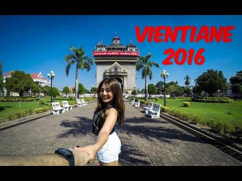 Vientiane, Laos trip 2016