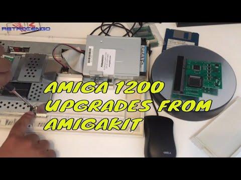 Amiga 1200 upgrades