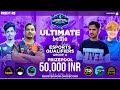 Ultimate battle  e sports qualifiers group c  garena free fire totalgaming gyangaming