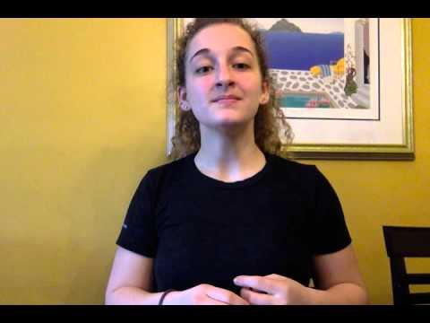 American sign language homework help