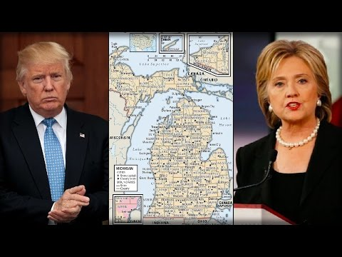 BREAKING: TRUMP IS SMILING AS MICHIGAN RESULTS CERTIFIED AS HILLARY SURROGATE STEIN SNEAKS TO STEAL