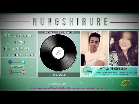 Nungshirure Audio Song Release I Aj Maisnam & Sushmita I Latest 2017
