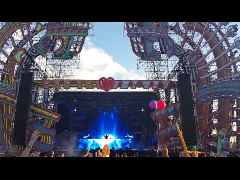 Headhunterz and R3hab - Won't Stop Rocking @Mysteryland
