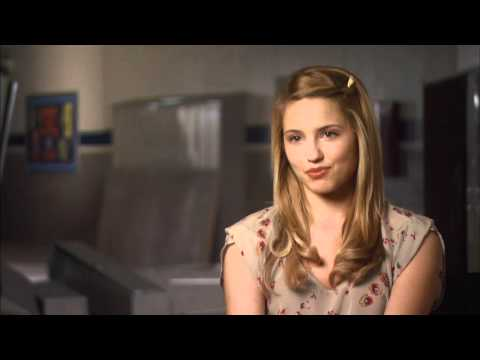 Dianna Agron: I Am Number Four Interview