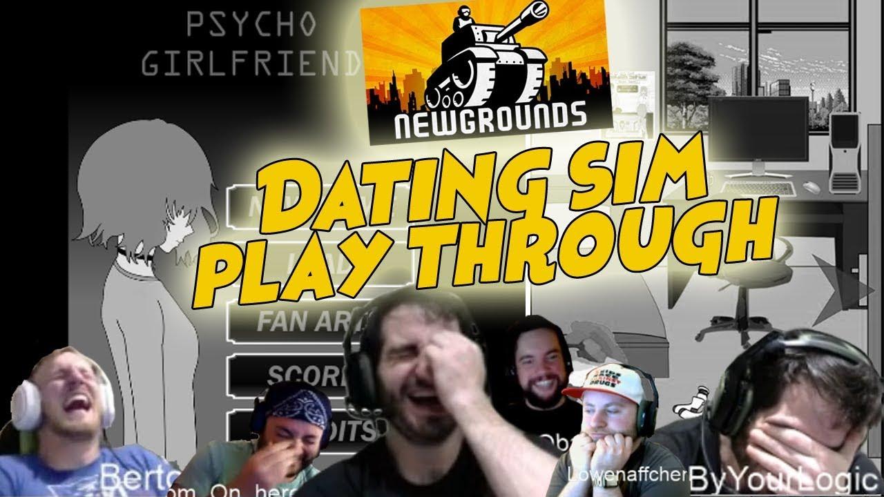 sim dating games for boys newgrounds 2017 full episode