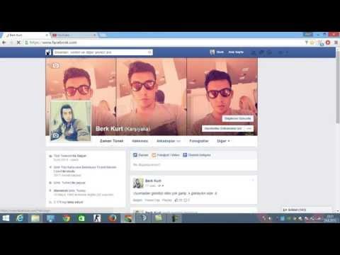 Facebook Engel Yemeden Arkadaş Ekleme Bir GÜnde +100 YENİ KİŞİ