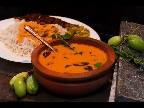 മീനില്ലാത്ത മീൻ കറി | Easy Coconut Puli Curry | How To Make Irumban Puli Curry | Bilimbi Puli Curry
