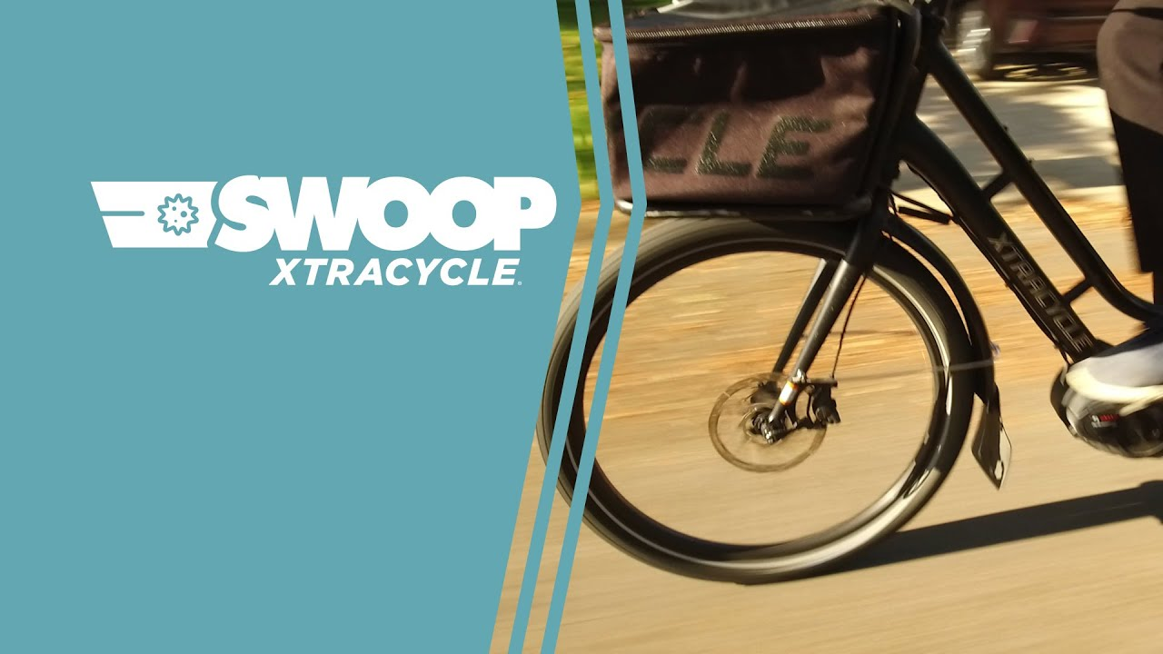 The Swoop | Xtracycle Cargo Bikes