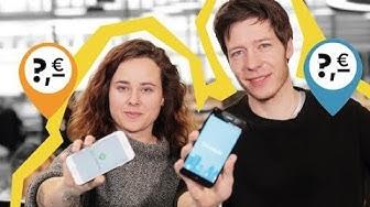 Schnell Geld verdienen per App?  Appjobber und Streetspotr im Test