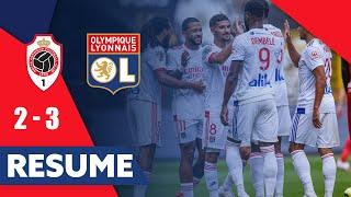 Résumé Royal Antwerp FC - OL | Préparation | Olympique Lyonnais