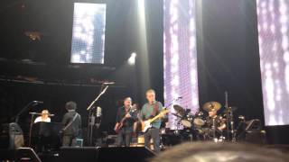 Eric Clapton and Derek Trucks Let It Rain MSG May 1 2015 70th Birthday
