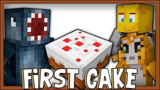 Minecraft - Crazy Craft 2.2 - First Cake!! [72]