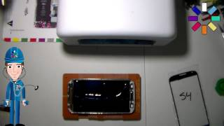 Cambio de Gorila Glass Samsung S4