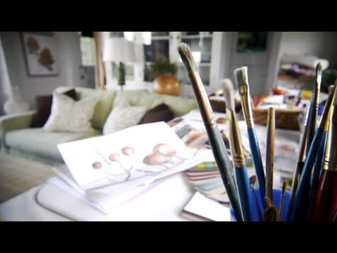 How to Make a Craft and Hobby Room   At Home With P. Allen Smith