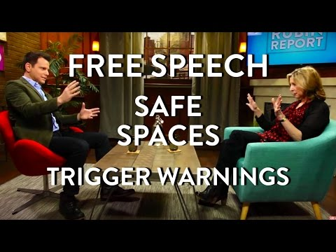 Christina Hoff Sommers on Trigger Warnings, Free Speech, and Safe Spaces on Campus