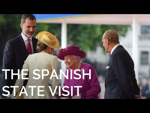Spain State Visit 2017 Highlights   The Royal Family