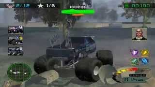 Dolphin Emulator 4.0.2 | Monster 4x4: Masters of Metal [1080p HD] | Nintendo GameCube