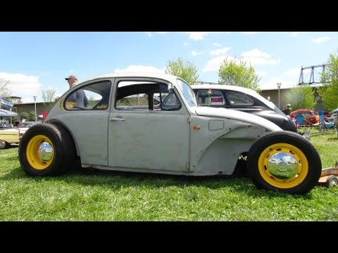 VW Beetle Volksrod/Rat Rod 2016 Coker Tire Cruise In