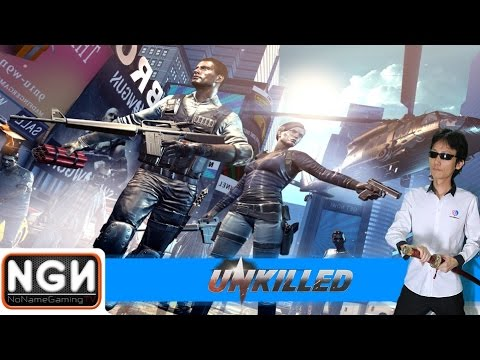 UNKILLED - หนีตายในดงซอมบี้ (เกมมือถือ)