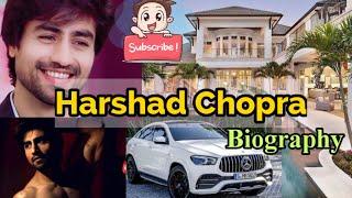 Harshad Chopra-Biography (Aditiya Hooda) Life Style | number, Age, Family, Wife, Salary, Tv Shows|
