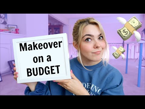 DIY Room Makeover *budget friendly* ! 🛠 Building IKEA Furniture for the Home Studio