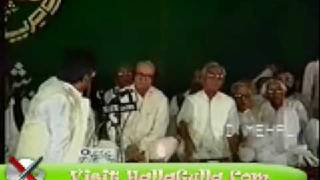 Mushaira Iftikhar Arif Ghazal HallaGulla Com
