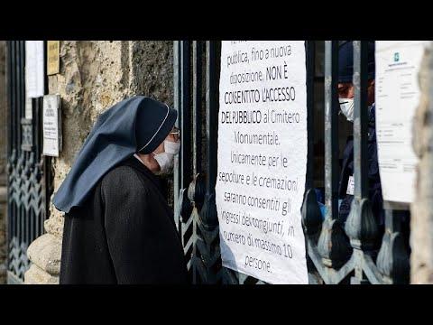 Italia: Bergamo in ginocchio, SOS dei sindaci