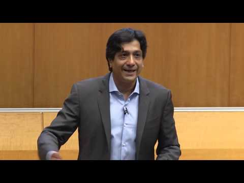 Prof. Arun Sundararajan on the Sharing Economy, Blockchain Markets & Crowd-Based Capitalism