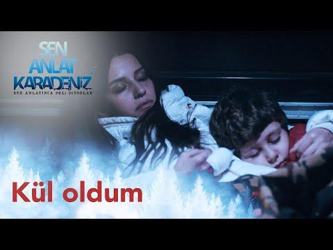Kül Oldum - Öykü Gürman - Sen Anlat Karadeniz 1. Bölüm