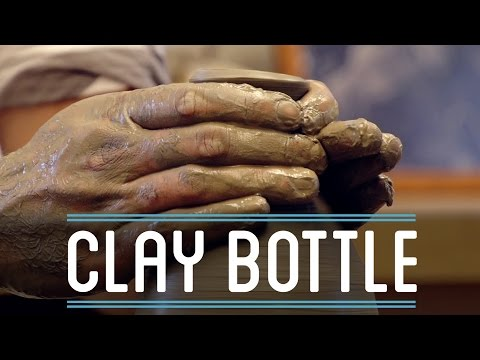 Clay Bottle | How To Make Everything: Bottle (3/4)