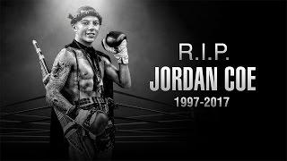 R.I.P. Muay Thai rising star Jordan Coe