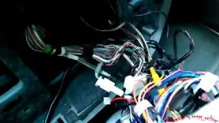 Замена магнитолы на андроид, Ленд крузер 100. Часть 1