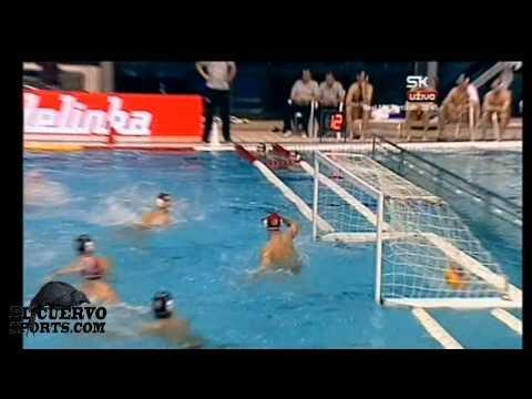 Crvena Zvezda Radnicki Serbian League 2014 28 2 14 water polo