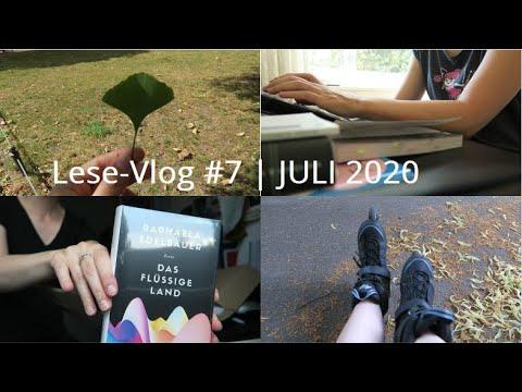 lese-vlog-#7-|-juli-2020-|-lieblingsklassiker,-inline-skating,-lektüren