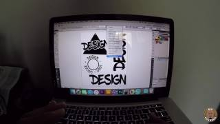 How to Start a Clothing Brand - Ganging Up Designs On a Transfer Sheet