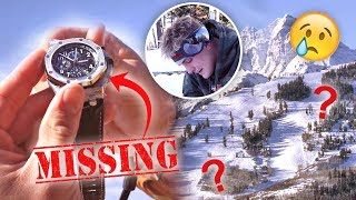 I ALREADY LOST MY $100,000 DOLLAR WATCH... {PLS HELP}