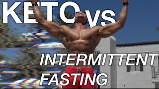Keto vs. Intermittent Fasting Part 3 of 4