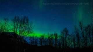 СЕВЕРНОЕ СИЯНИЕ (Aurora in Murmansk)(ПОЛЯРНАЯ НОЧЬ: СЕВЕРНОЕ СИЯНИЕ В МУРМАНСКОЙ ОБЛАСТИ около п.Титовка 28-29.03.2013., 2013-03-29T18:56:13.000Z)