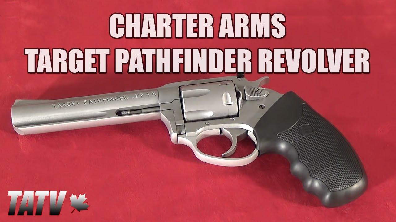Charter Arms Target Pathfinder Revolver