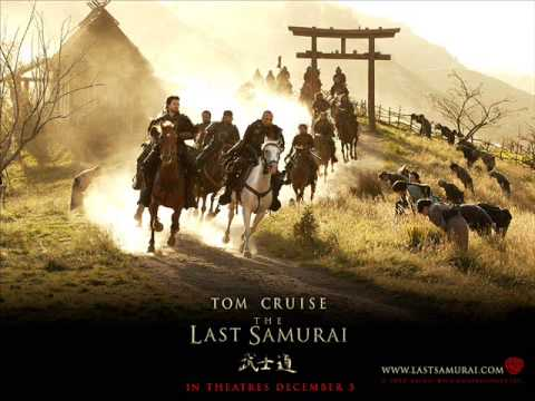 The Last Samurai Soundtrack Safe Passage,Ronin,Red Warrior