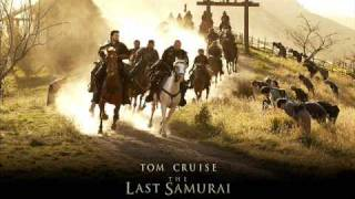 The Last Samurai Soundtrack \