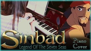 Sinbad - Legend of the Seven Seas - Piano Cover (4 Hands) Sheet Music
