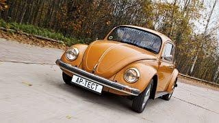 Ретротест: Volkswagen 1200 (Жук)