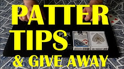Card Tricks | Oil and Water Queens | Patter Tips Revealed | Give Away