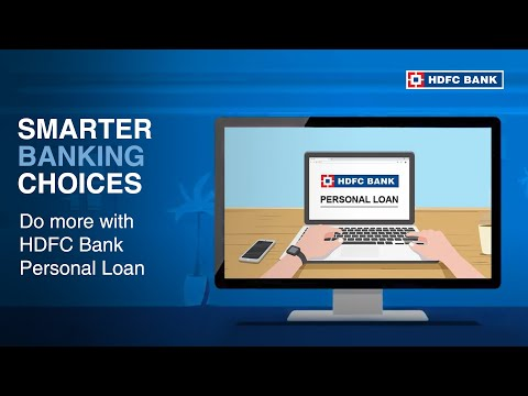 Why Wait? Do More With HDFC Bank's Personal Loans.