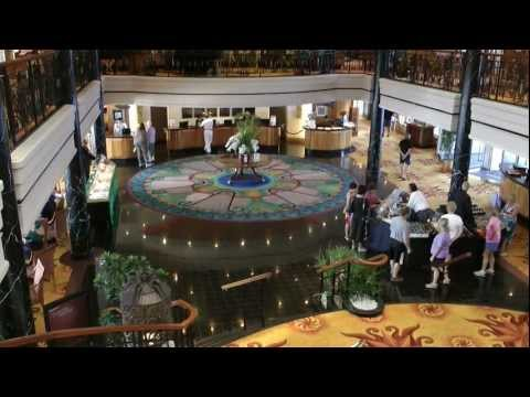 Tour of the Norwegian Spirit NCL Cruise
